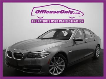 2014 BMW 5 Series for sale in Orlando, FL