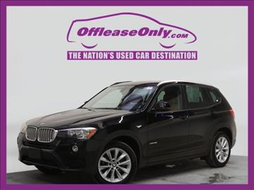 2015 BMW X3 for sale in Orlando, FL
