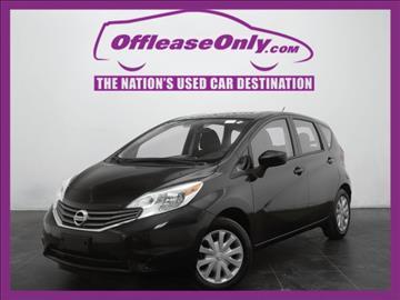 2015 Nissan Versa Note for sale in Orlando, FL