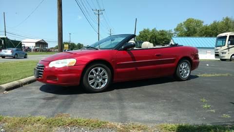 2005 Chrysler Sebring for sale in Churchville, MD