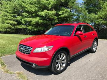 2003 Infiniti FX35 for sale in Nicholasville, KY