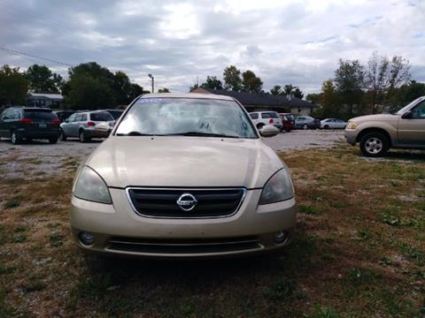 2002 Nissan Altima for sale in Nicholasville, KY