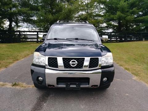 2006 Nissan Armada for sale in Nicholasville, KY