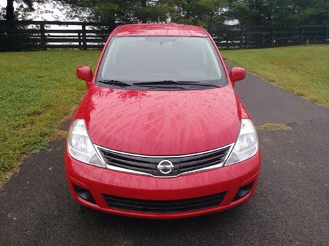 2012 Nissan Versa for sale in Nicholasville, KY