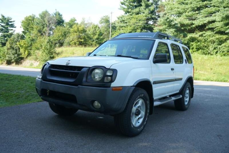 2003 Nissan Xterra Xe 4wd In Nicholasville Ky Tates Creek Motors Ky