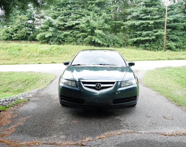 Acura Tl Speed AT With Navigation System In Nicholasville KY - 2005 acura tl navigation