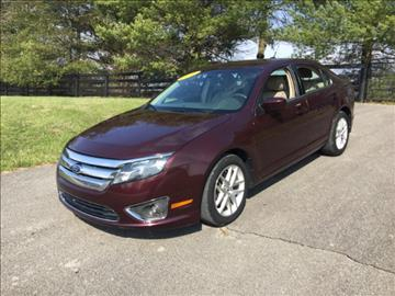 2011 Ford Fusion for sale in Nicholasville, KY