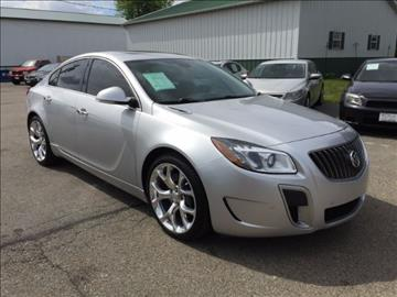 2013 Buick Regal for sale in Tipp City, OH