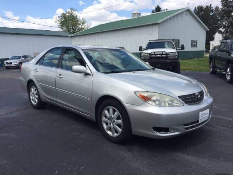 2004 toyota camry xle v6 4dr sedan in tipp city oh tip top auto north 2004 toyota camry xle v6 4dr sedan in