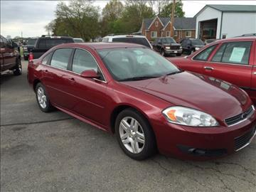 2011 Chevrolet Impala for sale in Tipp City, OH