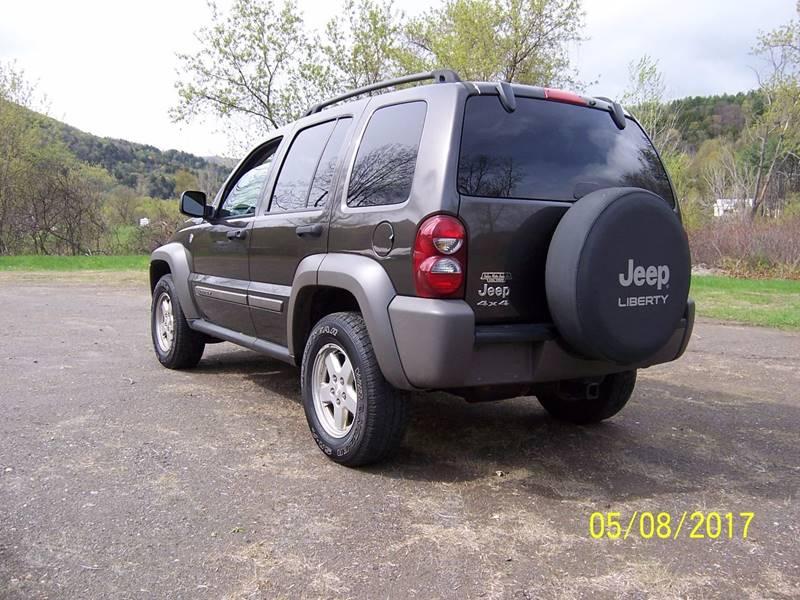 2006 Jeep Liberty Sport 4dr SUV 4WD - Bethel VT