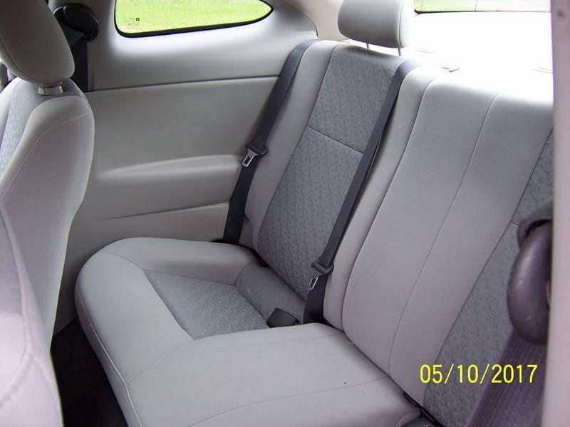 2006 Chevrolet Cobalt LS 2dr Coupe - Bethel VT