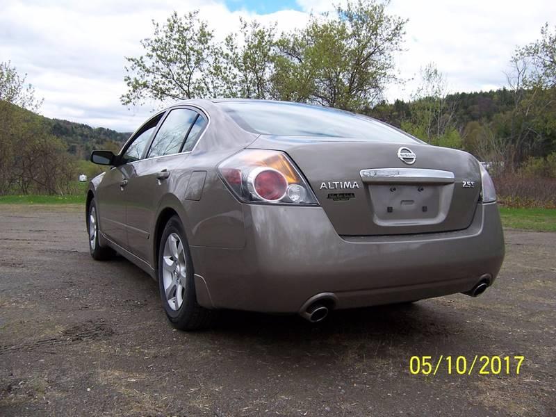 2008 Nissan Altima 2.5 S 4dr Sedan CVT - Bethel VT