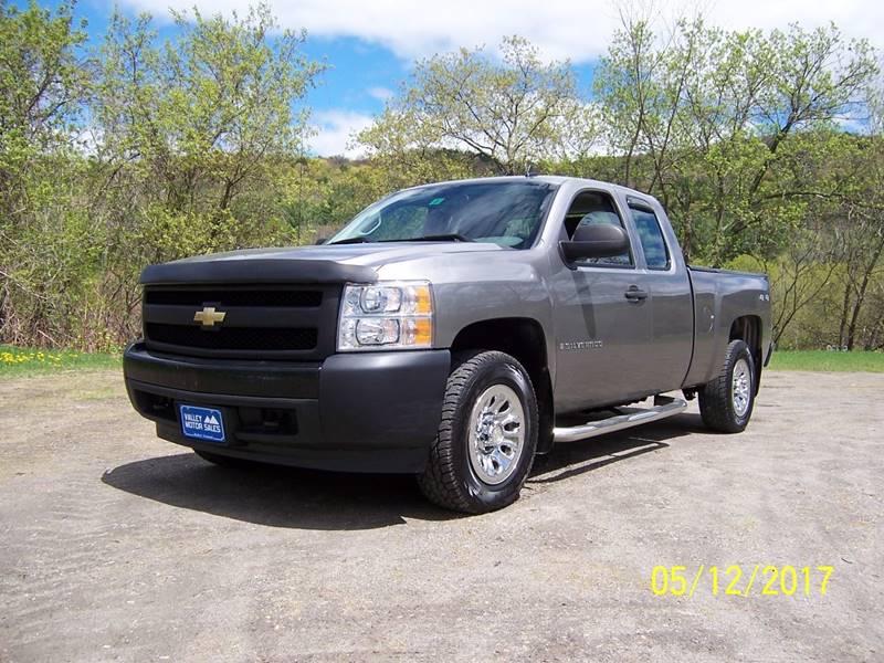2007 Chevrolet Silverado 1500 Work Truck 4dr Extended Cab 4WD 6.5 ft. SB - Bethel VT