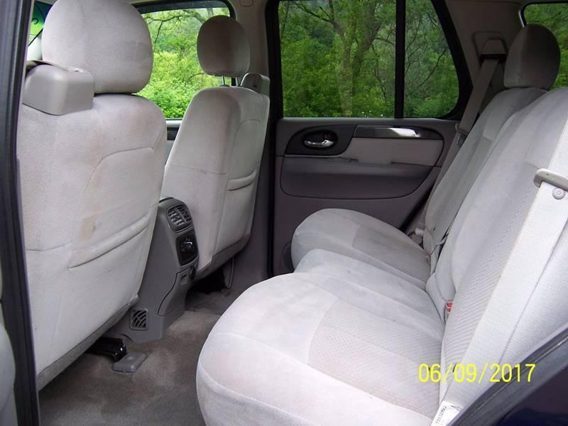 2008 GMC Envoy 4x4 SLE 4dr SUV - Bethel VT