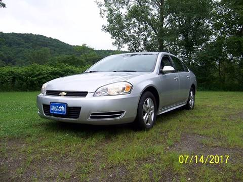 2010 Chevrolet Impala for sale in Bethel, VT