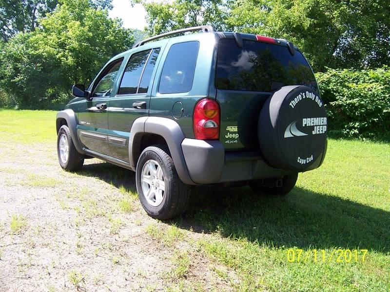 2008 Jeep Liberty 4x4 Sport 4dr SUV - Bethel VT