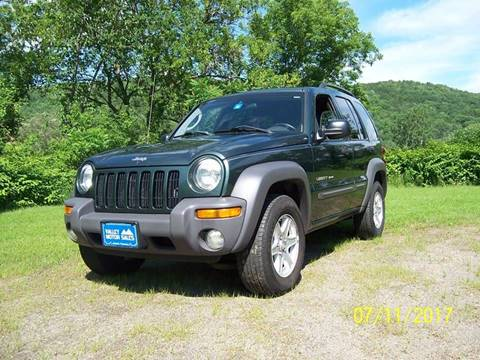 2008 Jeep Liberty for sale in Bethel, VT