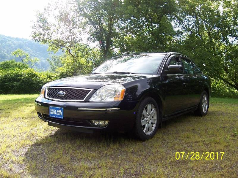 2006 Ford Five Hundred AWD SEL 4dr Sedan - Bethel VT
