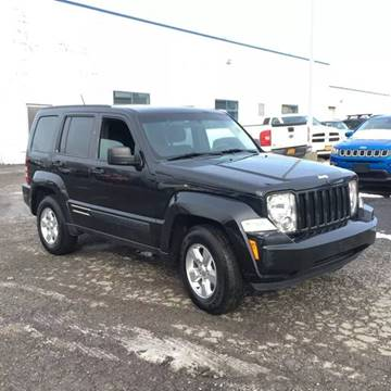 2012 Jeep Liberty for sale in Bethel, VT