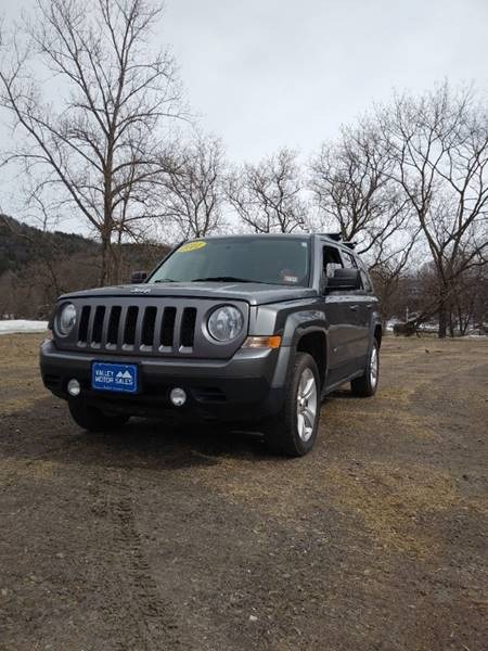 jeep patriot 2011 alternator