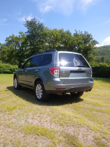 2011 Subaru Forester AWD 2.5X Limited 4dr Wagon - Bethel VT