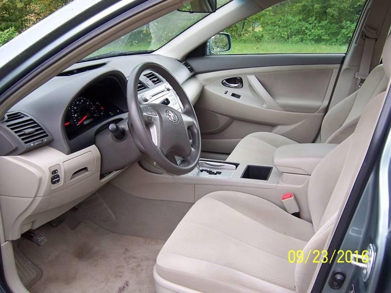2007 Toyota Camry LE 4dr Sedan (2.4L I4 5A) - Bethel VT