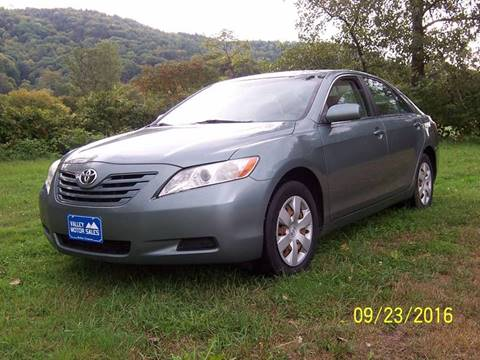2007 Toyota Camry for sale in Bethel, VT