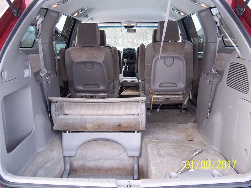 2010 Toyota Sienna AWD LE 7-Passenger 4dr Mini-Van - Bethel VT