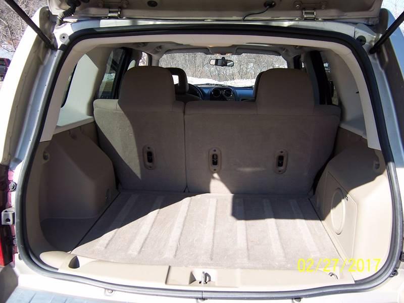 2009 Jeep Patriot 4x4 Sport 4dr SUV - Bethel VT