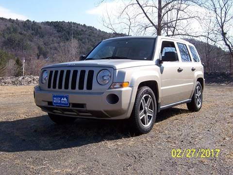 2009 Jeep Patriot for sale in Bethel, VT