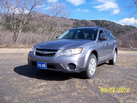 2008 Subaru Outback for sale in Bethel, VT