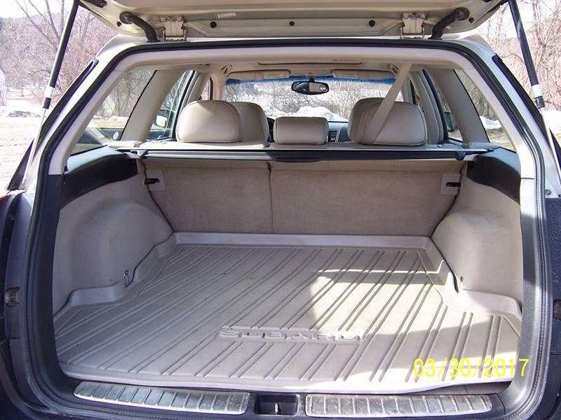 2005 Subaru Outback AWD 3.0 R L.L.Bean Edition 4dr Wagon - Bethel VT