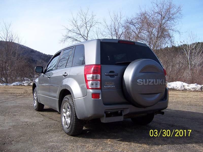 2010 Suzuki Grand Vitara AWD Premium 4dr SUV - Bethel VT