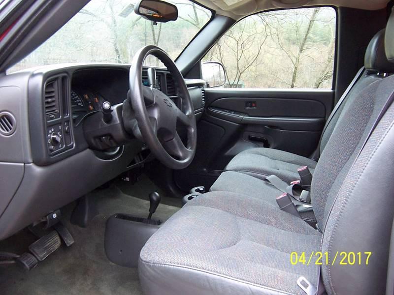 2006 Chevrolet Silverado 1500 LS 2dr Regular Cab 4WD 6.5 ft. SB - Bethel VT