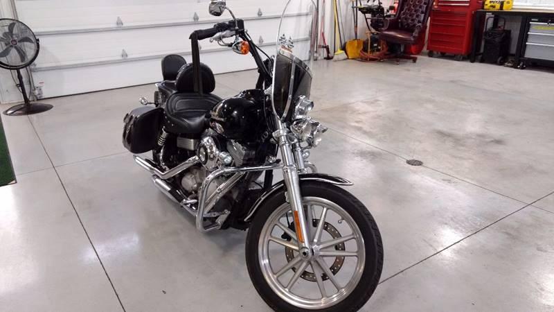2008 Harley-Davidson FXD