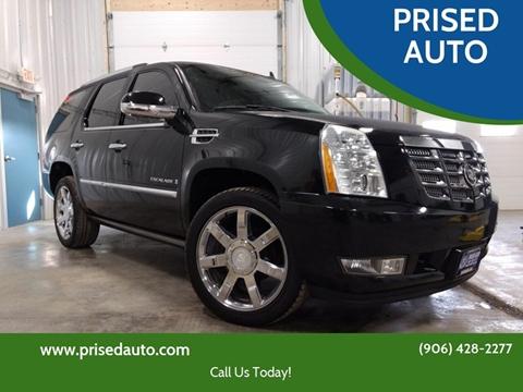 2007 Cadillac Escalade for sale in Gladstone, MI