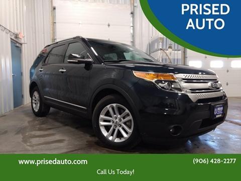 2014 Ford Explorer for sale in Gladstone, MI