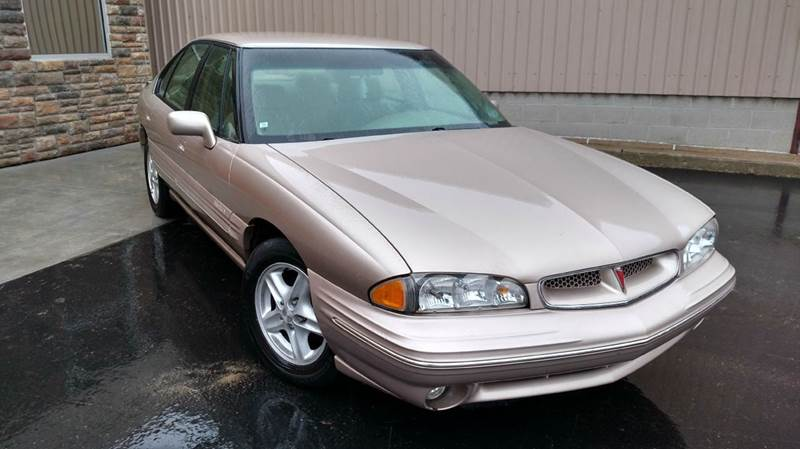 1999 Pontiac Bonneville Se 4dr Sedan In Escanaba Mi