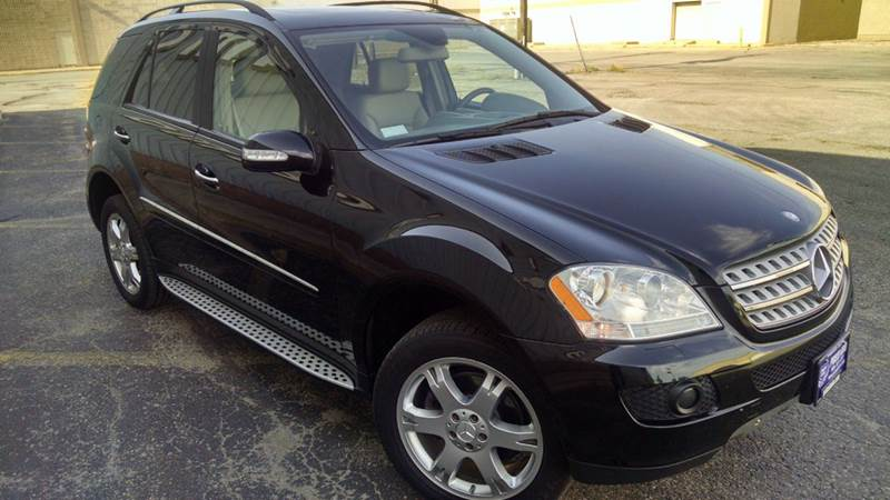 2007 mercedes benz m class ml350 awd 4matic 4dr suv in escanaba mi prised auto. Black Bedroom Furniture Sets. Home Design Ideas