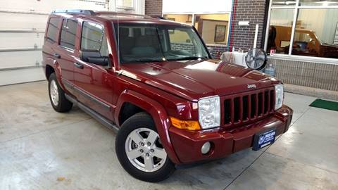2006 Jeep Commander for sale in Escanaba, MI