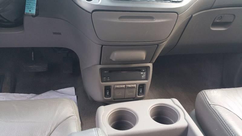 2008 Honda Odyssey for sale at Lehigh Valley Autoplex, Inc. in Bethlehem PA