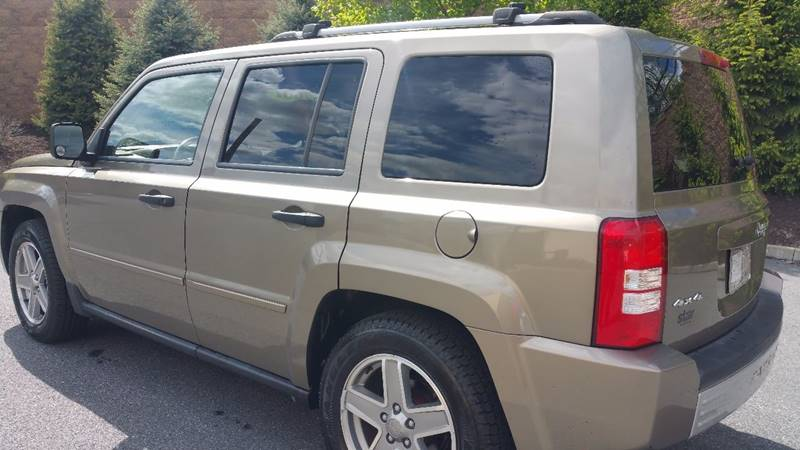 2007 Jeep Patriot for sale at Lehigh Valley Autoplex, Inc. in Bethlehem PA