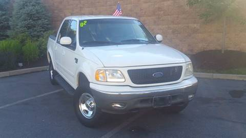 2002 Ford F-150 for sale at Lehigh Valley Autoplex, Inc. in Bethlehem PA