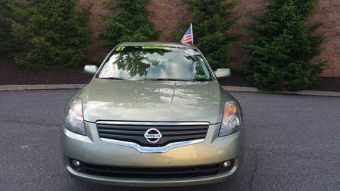 2007 Nissan Altima for sale at Lehigh Valley Autoplex, Inc. in Bethlehem PA