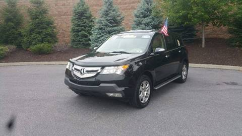 2008 Acura MDX for sale at Lehigh Valley Autoplex, Inc. in Bethlehem PA