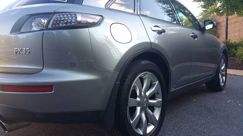 2006 Infiniti FX35 for sale at Lehigh Valley Autoplex, Inc. in Bethlehem PA