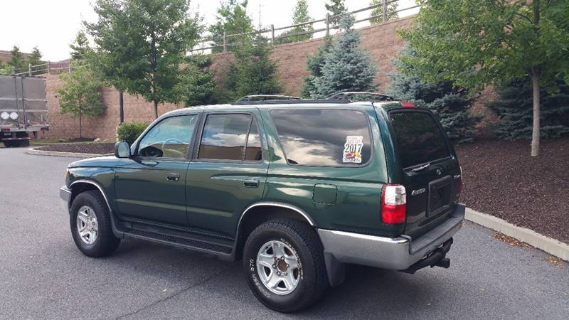 2001 Toyota 4Runner for sale at Lehigh Valley Autoplex, Inc. in Bethlehem PA