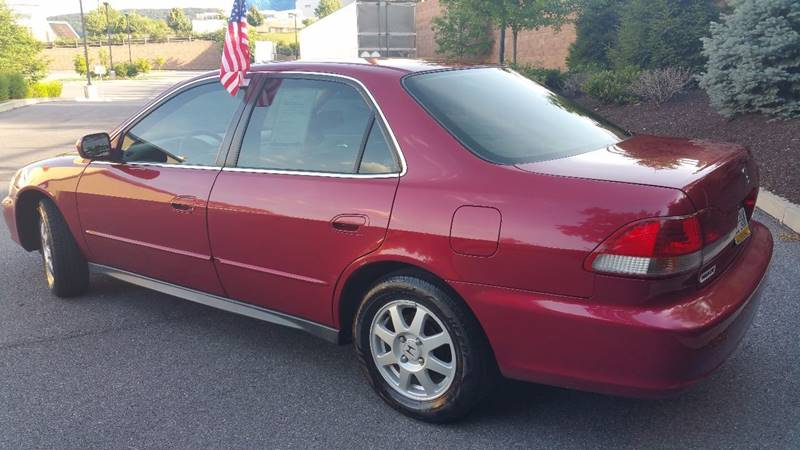 2002 Honda Accord for sale at Lehigh Valley Autoplex, Inc. in Bethlehem PA