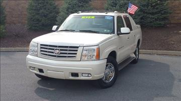2005 Cadillac Escalade EXT for sale at Lehigh Valley Autoplex, Inc. in Bethlehem PA